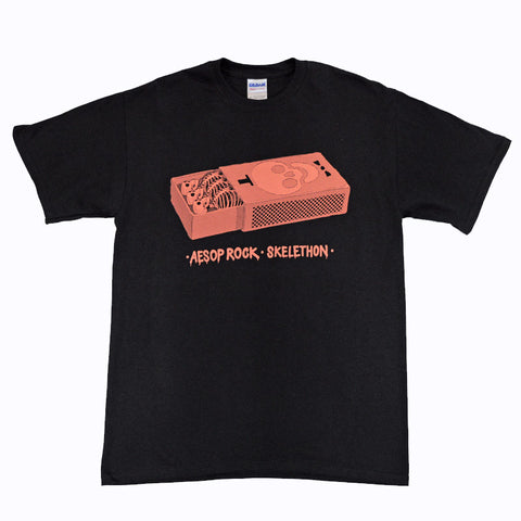 Aesop Rock - Matchbox Men's Shirt, Black