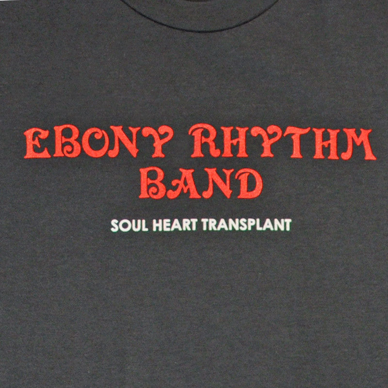 Ebony Rhythm Band Shirt, Charcoal - The Giant Peach