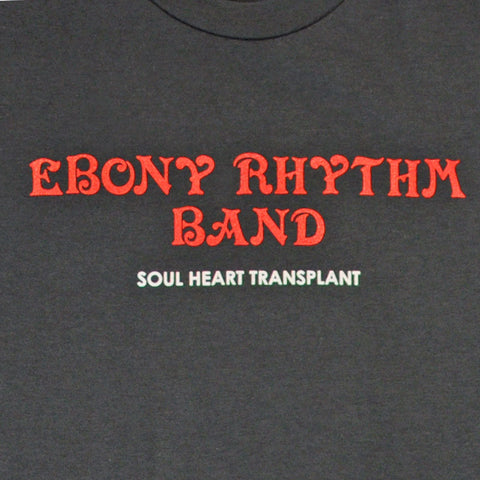 Ebony Rhythm Band Shirt, Charcoal
