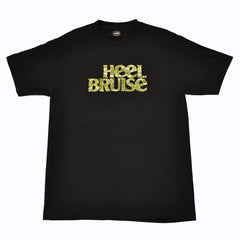 Heel Bruise - Camo Logo Men's Shirt, Black - The Giant Peach - 2