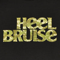 Heel Bruise - Camo Logo Men's Shirt, Black - The Giant Peach