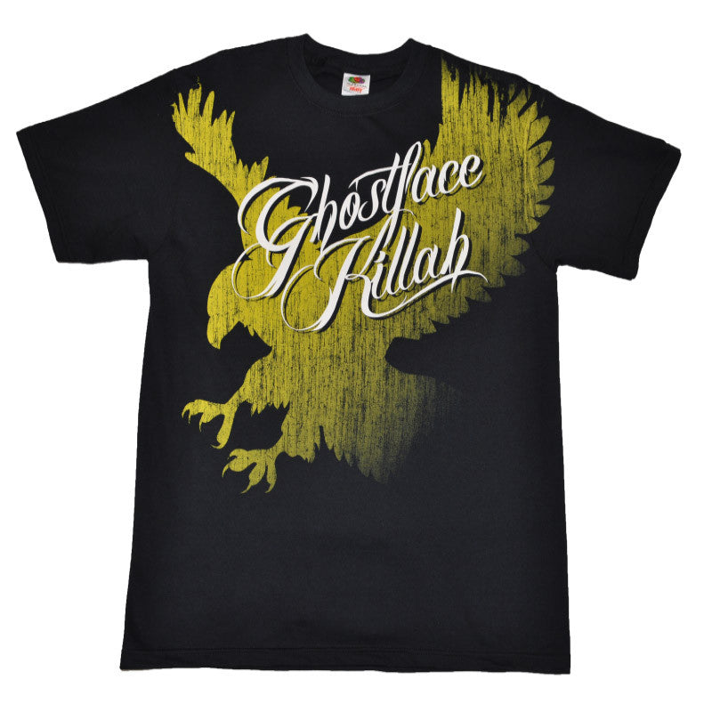 Ghostface Killah - Giant Eagle Men's Tee, Black - The Giant Peach