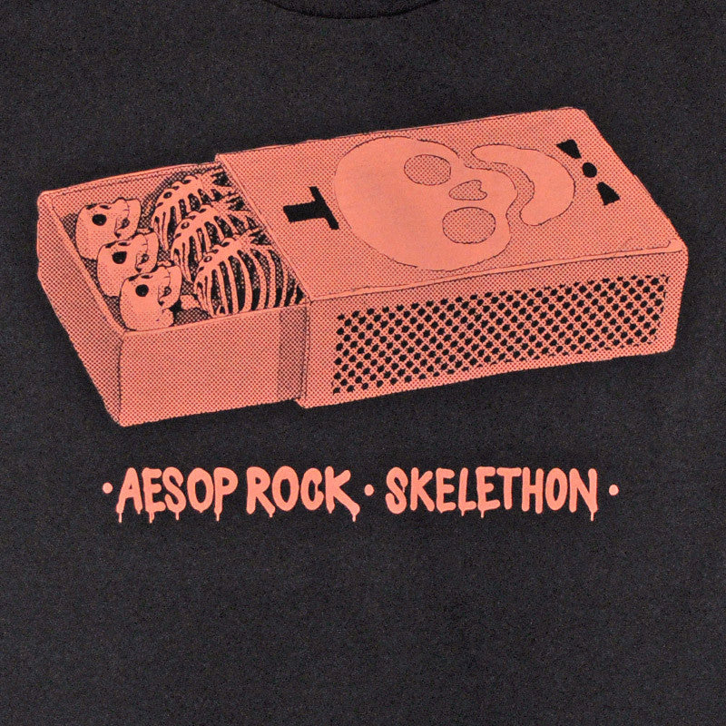 Aesop Rock - Matchbox Women's Shirt, Black - The Giant Peach