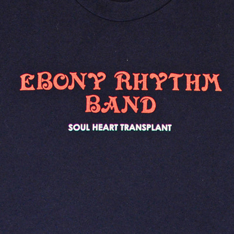Ebony Rhthym Band Shirt, Navy