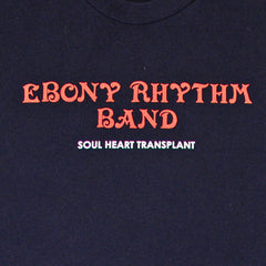 Ebony Rhthym Band Shirt, Navy - The Giant Peach - 1