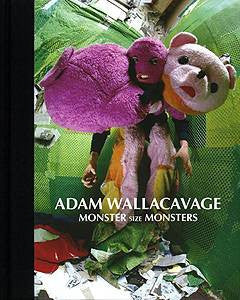 Adam Wallacavage - Monster Size Monsters Book, Hardback