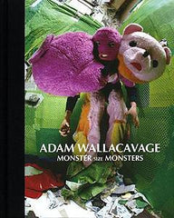 Adam Wallacavage - Monster Size Monsters Book, Hardback - The Giant Peach
