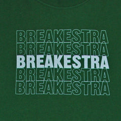 Breakestra - Logo Shirt, Forest - The Giant Peach - 1