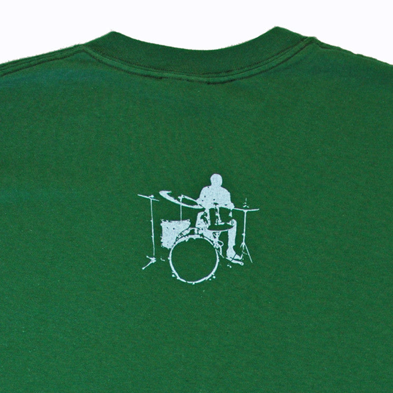 Breakestra - Logo Shirt, Forest - The Giant Peach - 2