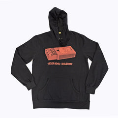 Aesop Rock - Matchbox Unisex  Hoodie, Black - The Giant Peach - 1