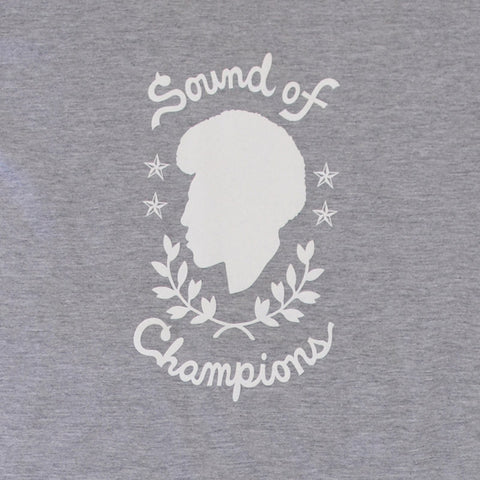 Now Again - Sound of Champions Shirt, Heather Grey