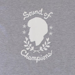 Now Again - Sound of Champions Shirt, Heather Grey - The Giant Peach - 2