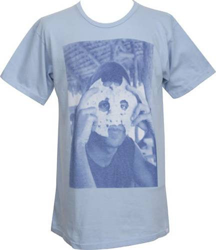 2K Nick Neubeck - Mask Men's Shirt, Light Blue - The Giant Peach