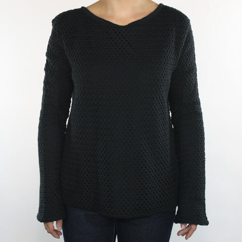 Insight - All Meshed Up Women's Sweater, Floyd Black