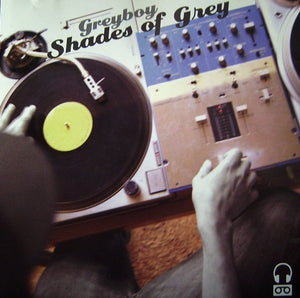 Greyboy - Shades Of Grey, CD - The Giant Peach