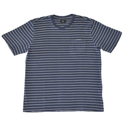 OBEY - Group Men's Pocket Tee, Navy Multi