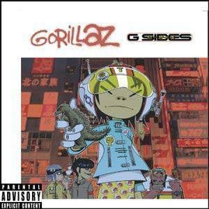 Gorillaz - G-Sides, CD - The Giant Peach