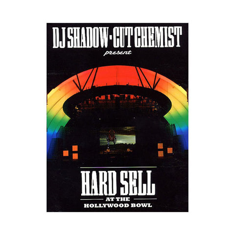 DJ Shadow & Cut Chemist - Hard Sell At The Hollywood Bowl, DVD