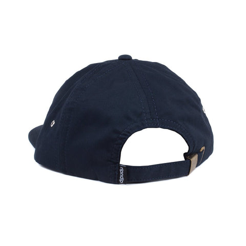 RIPNDIP - Nermal Pocket 6 Panel Hat, Navy