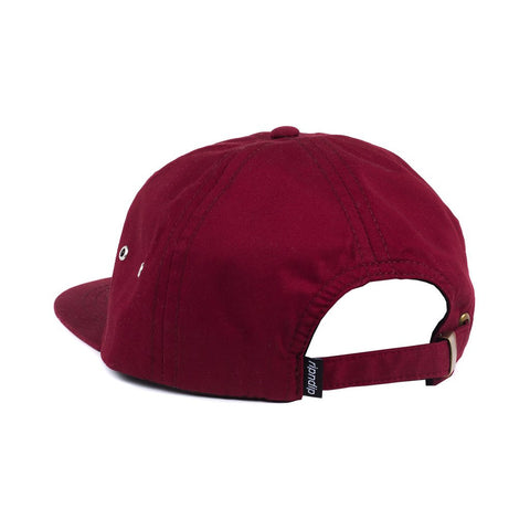 RIPNDIP - Nermal Pocket 6 Panel Hat, Maroon