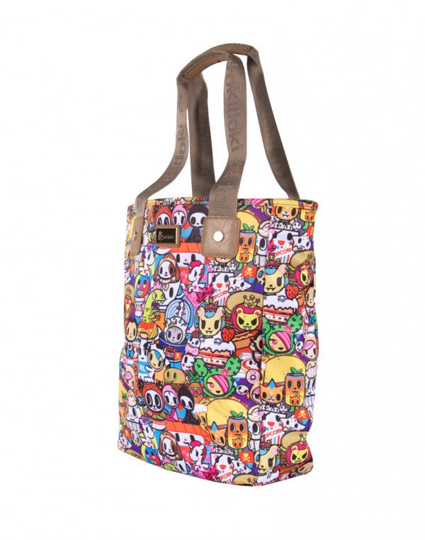 tokidoki - Buffet Shopper Tote - The Giant Peach