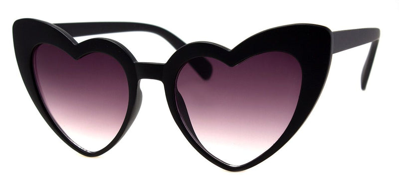 Wholehearted Sunglasses, Matte Black