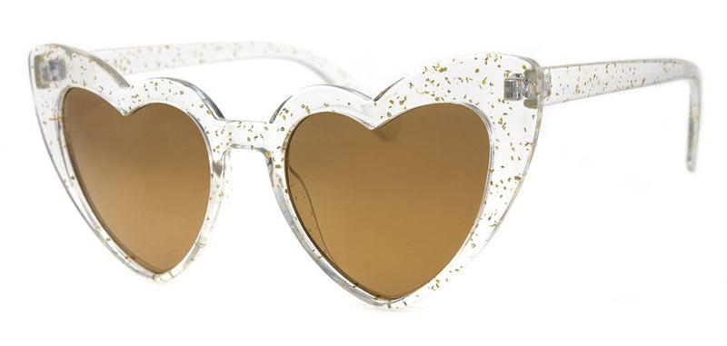 Wholehearted Sunglasses, Crystal Glitter