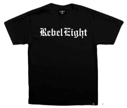 REBEL8 - Hell Can't Hold Us Men's Shirt, Black - The Giant Peach