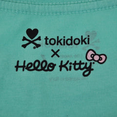 tokidoki - Hello Donut Kitty Women's Tee, Mint
