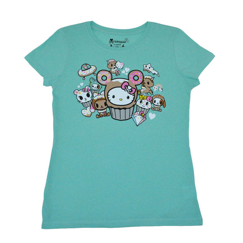 tokidoki - Hello Donut Kitty Women