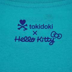 tokidoki - Hello Mermicornos Women's Tee, Teal - The Giant Peach