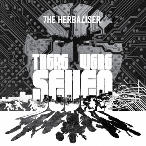 The Herbaliser - There Were Seven, 2xLP Vinyl - The Giant Peach