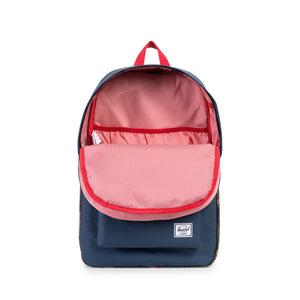 Herschel Supply Co. - Heritage Backpack, Navy/W Camo/Red - The Giant Peach