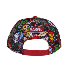 tokidoki - Heroes Snapback Hat, Multi - The Giant Peach