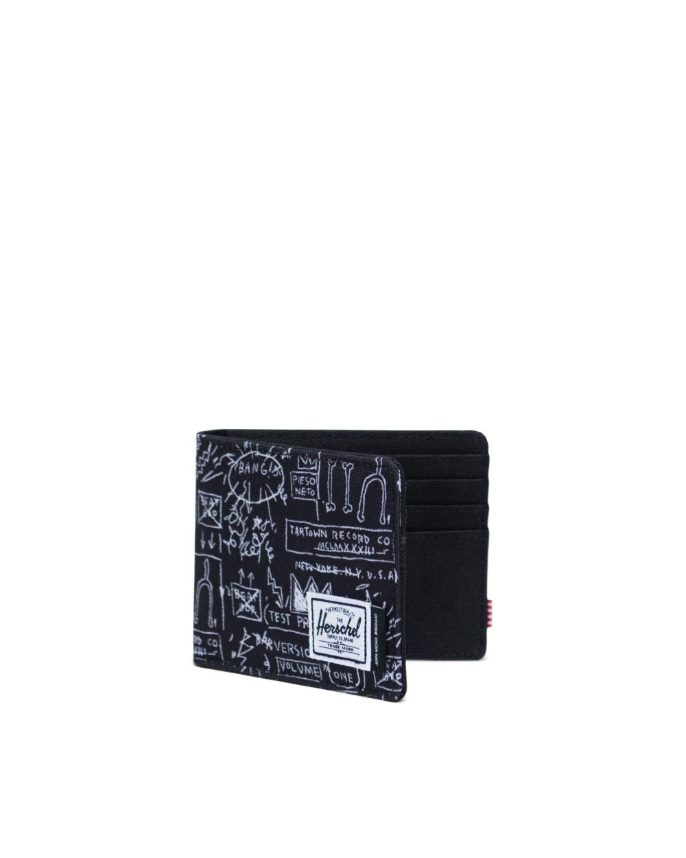 Herschel Supply Co. x Basquiat - Roy Wallet, Basquiat Beat Bop