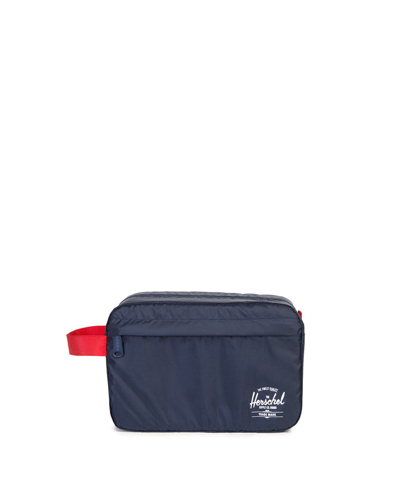 Herschel Supply Co -  Toiletry Bag, Navy/Red