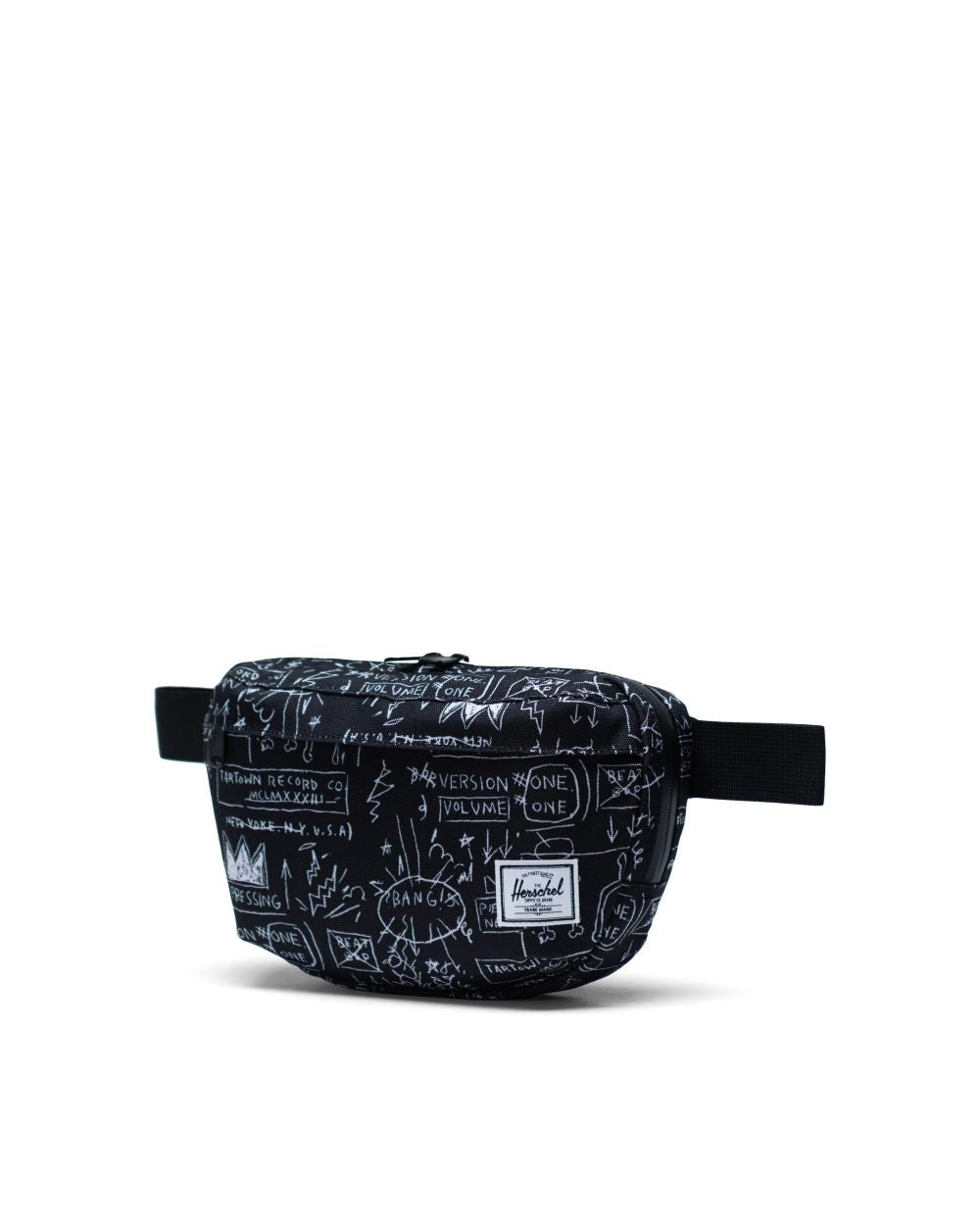 Herschel Supply Co. x Basquiat -  Nineteen Hip Pack, Basquiat Beat Bop