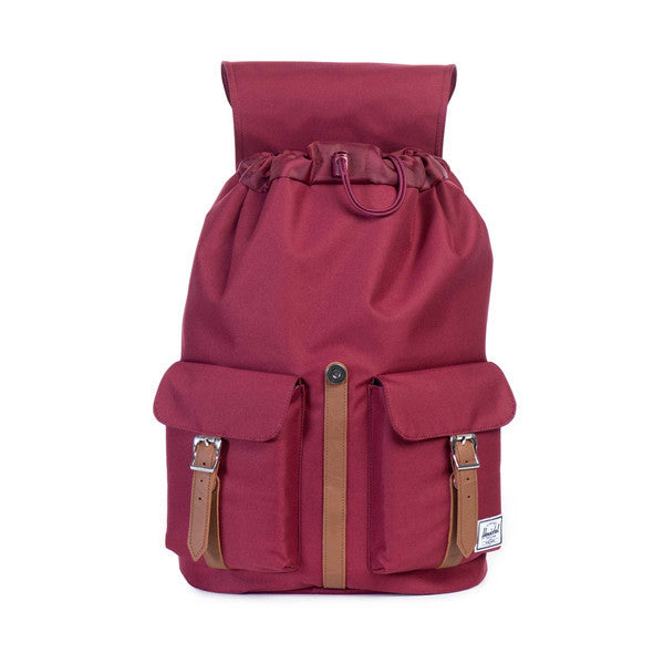 Herschel Supply Co. - Dawson Backpack, Windsor Wine/Tan - The Giant Peach - 2