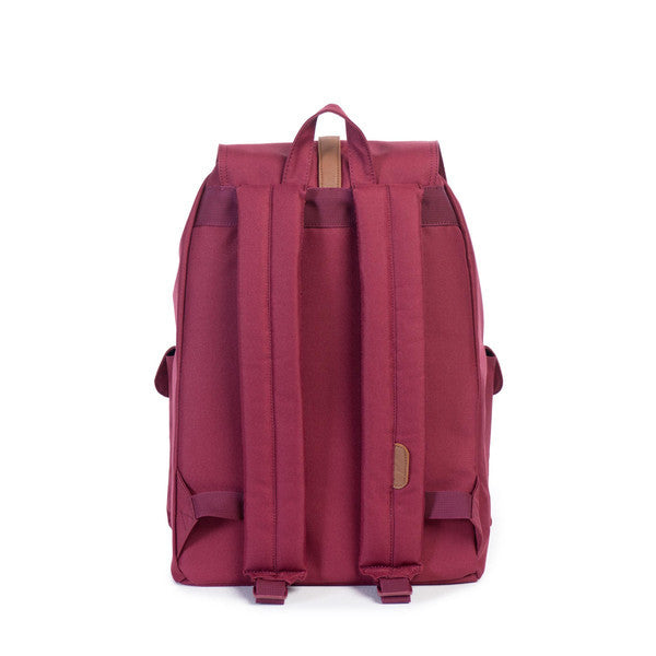 Herschel Supply Co. - Dawson Backpack, Windsor Wine/Tan - The Giant Peach - 4