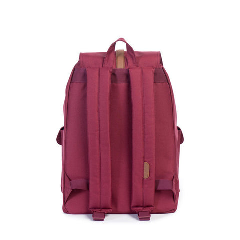 Herschel Supply Co. - Dawson Backpack, Windsor Wine/Tan
