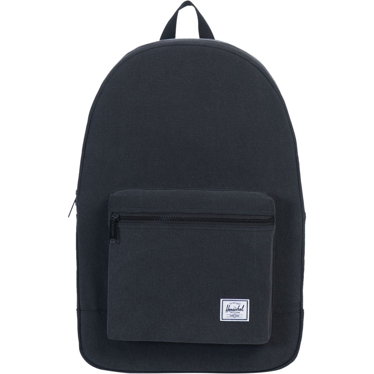 Herschel Supply Co. - Packable Daypack, Black Canvas - The Giant Peach - 1