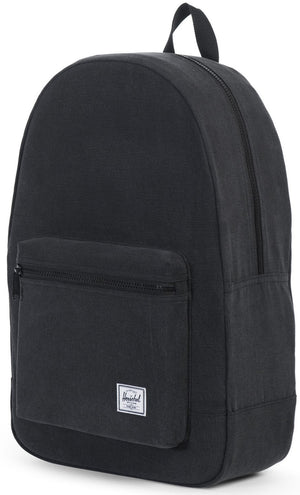 Herschel Supply Co. - Packable Daypack, Black Canvas - The Giant Peach