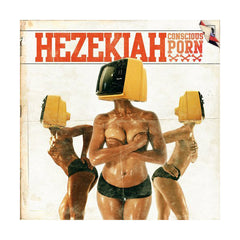 Hezekiah - Conscious Porn, CD - The Giant Peach