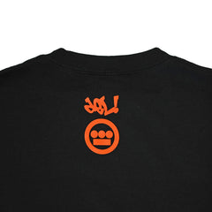 delHIERO - Splatter  Men's Shirt, Black - The Giant Peach
