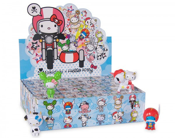 tokidoki x Hello Kitty Blind Box  (Blind Assortment) - The Giant Peach - 2