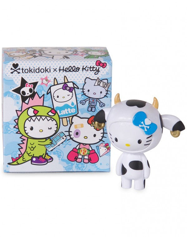 tokidoki x Hello Kitty Blind Box  (Blind Assortment) - The Giant Peach - 1