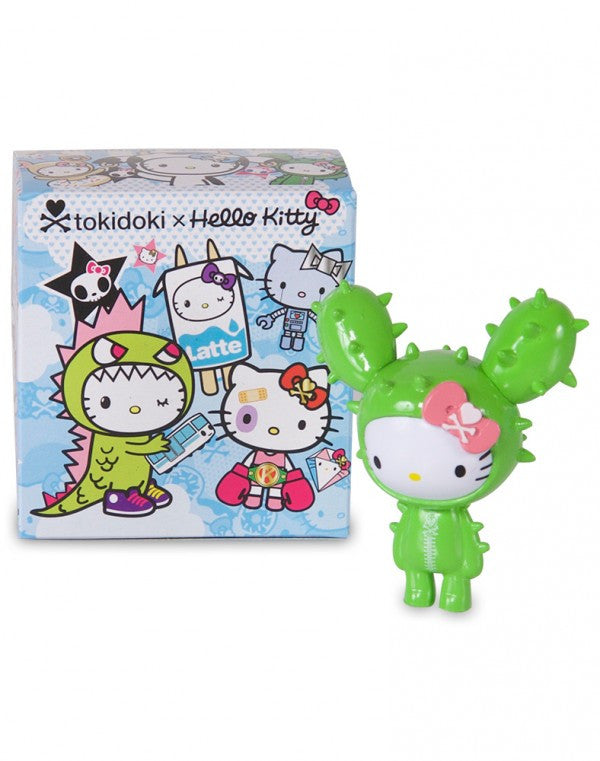tokidoki x Hello Kitty Blind Box  (Blind Assortment) - The Giant Peach - 3