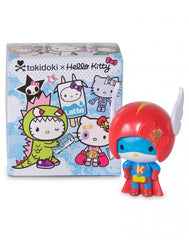 tokidoki x Hello Kitty Blind Box  (Blind Assortment) - The Giant Peach - 4