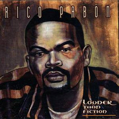 Rico Pabon - Louder Than Fiction, CD - The Giant Peach