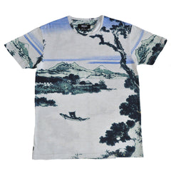 10Deep - Hokusai Men's Tee, Multi